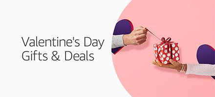 Valentine's Day gifts & deals