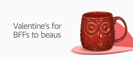 Valentine's for BFFs to beaus
