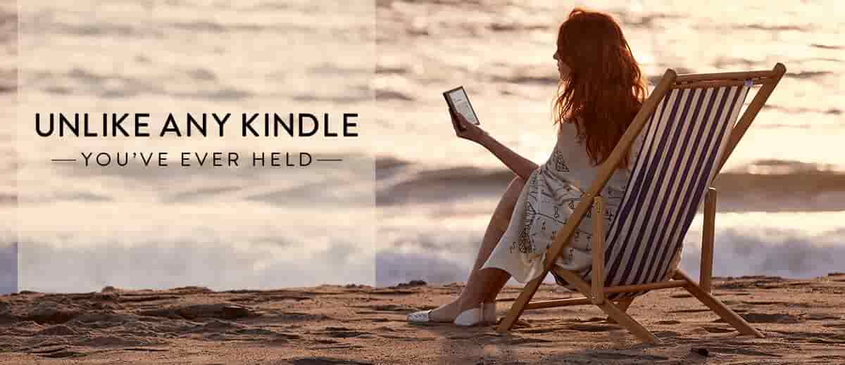Unlike any kindle