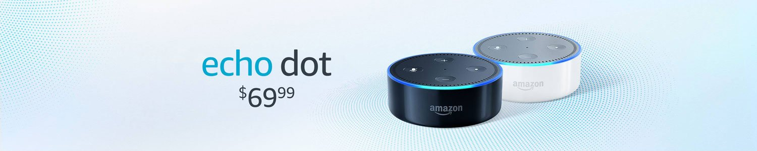 Echo Dot | CDN$ 69.99