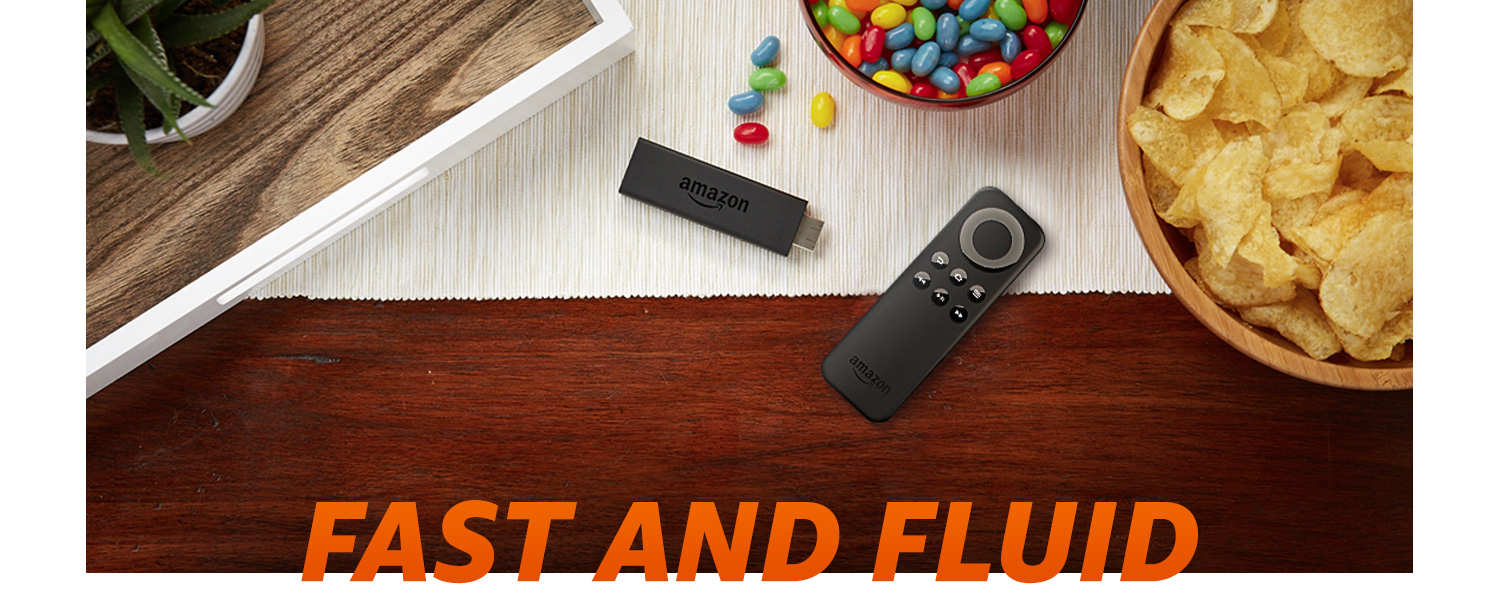 Fire TV Stick | Basic Edition - Streaming Media Player