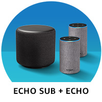 All-new Echo Sub