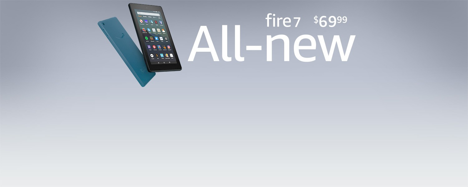 All-New Fire 7 Tablet | $69.99