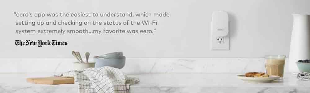 Eero Home Wifi Eero Pro Wifi Wall Manual Guide