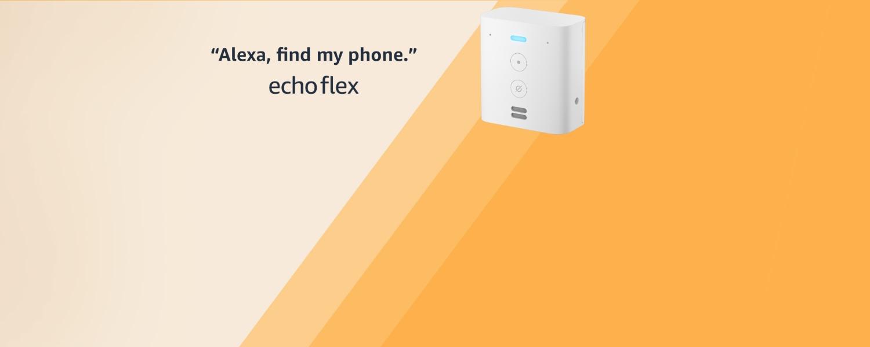 Alexa, find my phone | Echo Flex