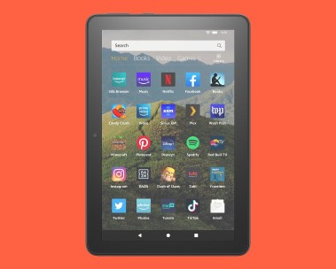 $30 off Fire HD 8