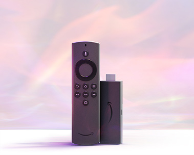 Introducing Fire TV Stick Lite. Streaming device and Alexa Voice Remote Lite