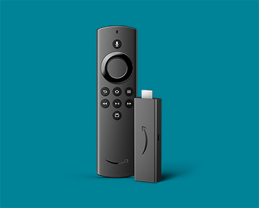 Introducing Fire TV Stick Lite. Learn more.