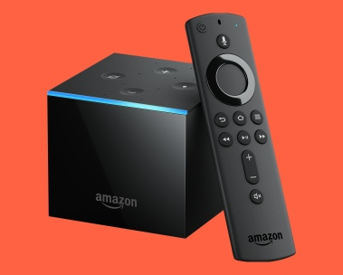 Up to 40% off Fire TV devices. Shop now.