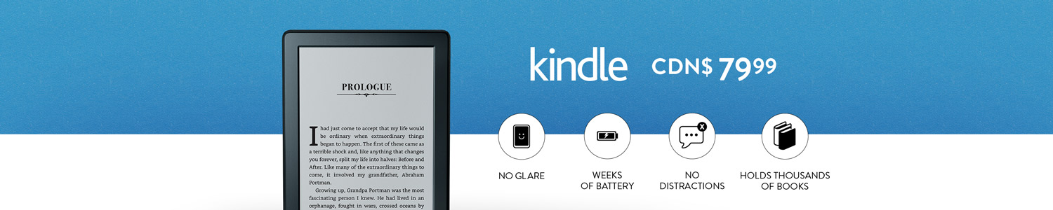 Kindle for $79.99.