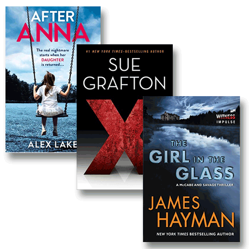 Amazon Deal of the Day: Up to 80% off top Kindle Mystery & Thrillers