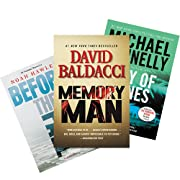 Amazon Deal of the Day: Fast-paced Kindle thrillers, $3.99 or less
