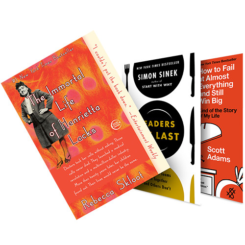 Amazon Deal of the Day: Up to 80% off readers' picks for nonfiction