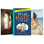 Amazon #DealOfTheDay: Summertime reads, up to 75% off Kindle top-rated books
