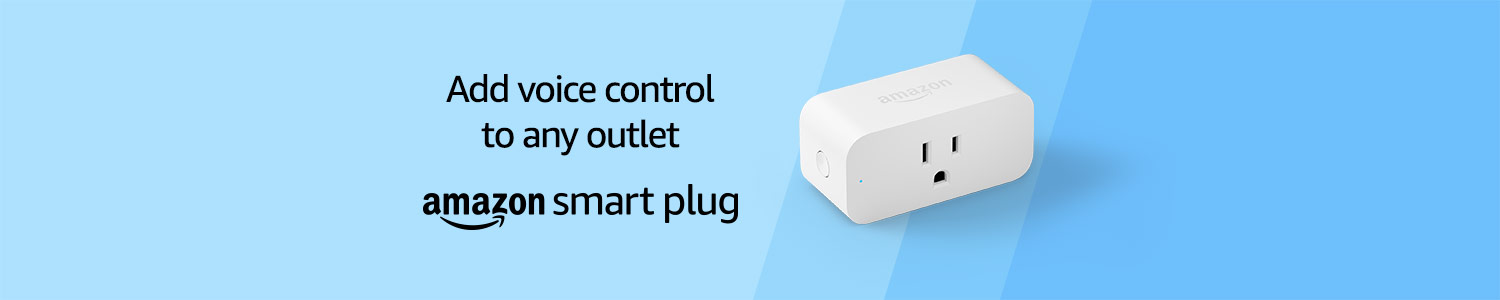 Add voice control to any outlet | Amazon Smart Plug