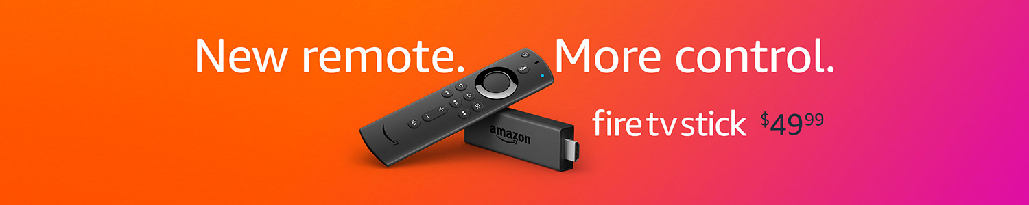 Fire TV Stick $49.99