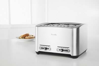 The 4 Slot Die Cast Toaster