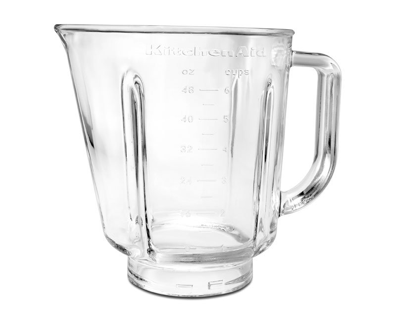 Kitchenaid Blender Pitcher Glass Kitchenaid Ksbc60s 60 Oz