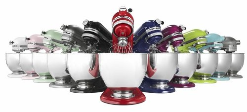 KitchenAid KP26M1XNP Professional 600 Series 6-Quart Bowl-Lift Stand ...