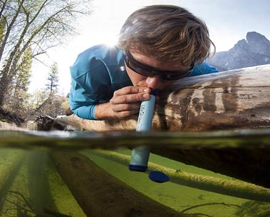 Up to 35% off LifeStraw filter