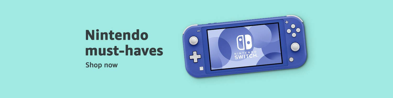 Nintendo must-haves: Shop now