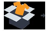 卖家发送商品至亚马逊运营中心-亚马逊物流服务流程