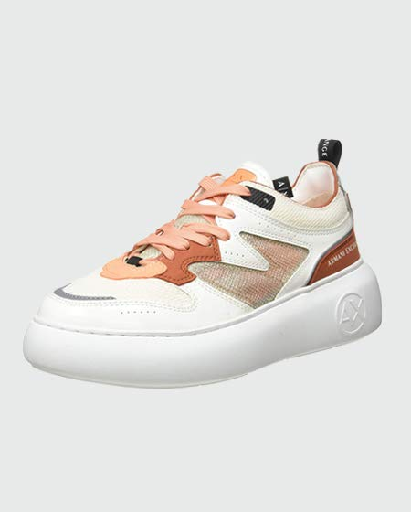 Armani Exchange Low Top Sneaker