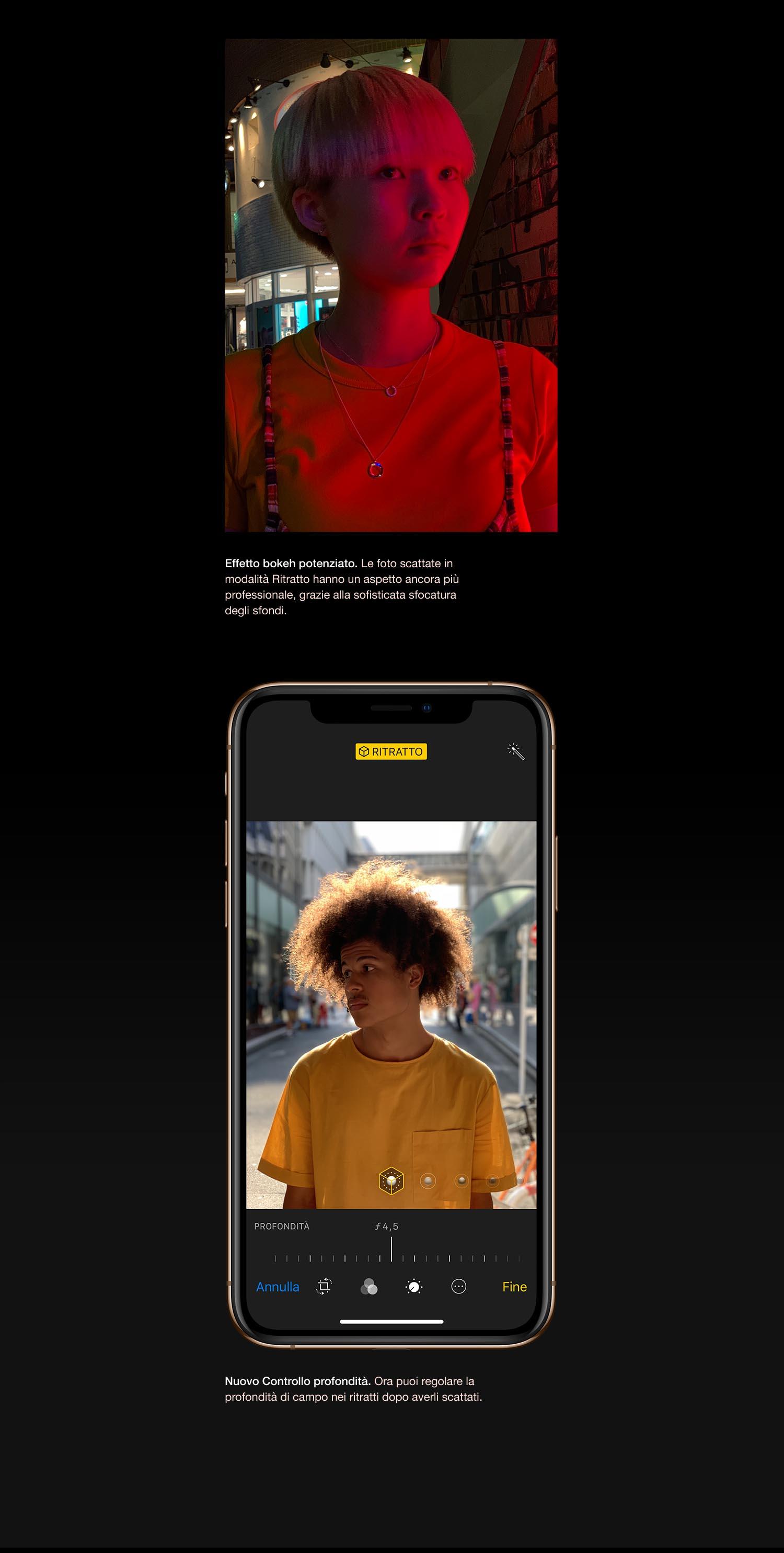 Apple Iphone Xs 64gb Oro Amazonit