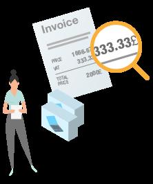 追回商业费用的增值税 3