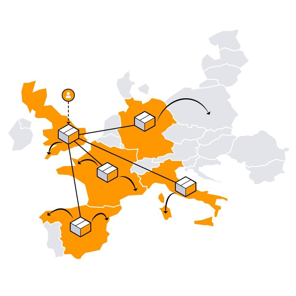 Service Expédié par Amazon Pan-Européen