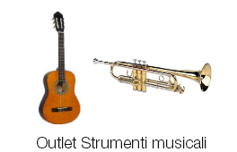 Outlet Strumenti musicali