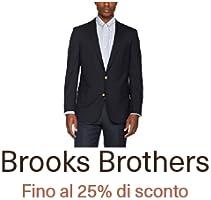 Fino al 25% di sconto su Brooks Brothers