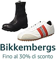 Bikkembergs fino al -30%