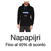 Fino al 40% di sconto su Napapijri