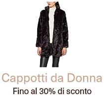 Fino al 30% di sconto su Cappotti da Donna