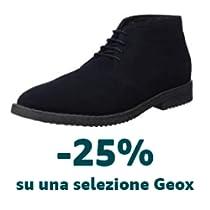25% di sconto su una selezione Geox