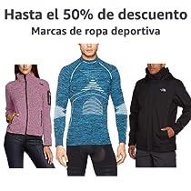Descuentos en ropa deportiva hasta un 50% f1acddf23a293