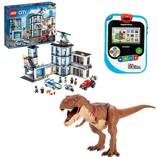 Scopri i giocattoli in offerta!
