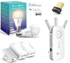 Migliora il tuo Wi-Fi e la tua casa Smart con le offerte TP-Link