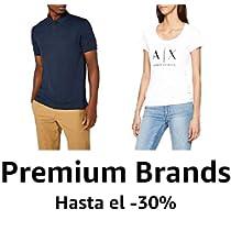 Hasta el 30% de descuento en Premium Brands: Boss and Armani Exchange