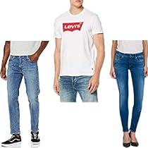 Hasta un -30% en Jeans Levi's, Pepe Jeans, Wrangler, Lee y Replay