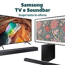 Samsung: scopri TV & Soundbar in offerta del giorno
