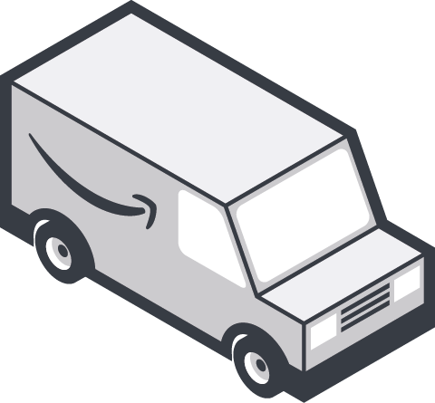 亚马逊对商品进行捡货,包装,并提供快捷配送