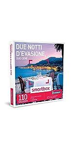Smartbox cofanetto regalo atmosfere d 39 incanto 140 for Smartbox fuga di tre giorni due cene
