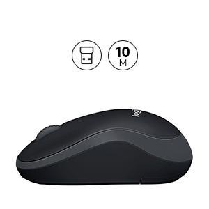 mouse wireless, mouse silenzioso, silenzioso, tranquillo, riduzione del rumore, elim