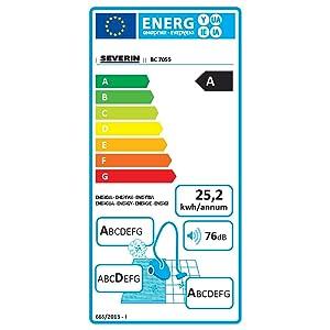 aspirapolvere classe energetica A; aspirapolvere etichetta energetica A; Rowenta