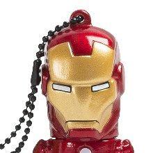 marvel; usb; pendrive; chiavetta usb; flash drive; memory stick; disney usb; avengers; iron man