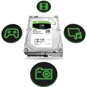 Seagate BarraCuda, hard disk interno