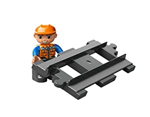 LEGO ® Duplo Ferrovia INCROCIO CROCE ferrovia