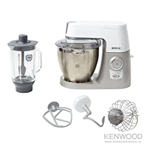 Kenwood KVL6010T Chef Sense Impastatrice Planetaria: Amazon.it: Casa ...